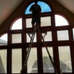 Upper St. Clair PA home tinting windows